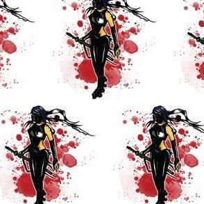 Roller Derby Ninja