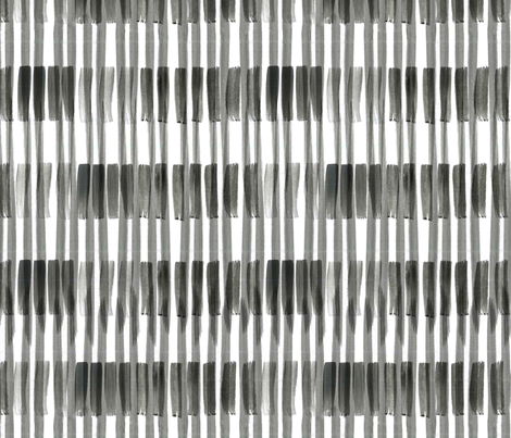 brushed_stripes fabric by neverwhere on Spoonflower - custom fabric