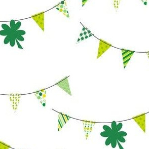 Strung Luck!  - St. Patrick's Day!  -  PinkSodaPop 4ComputerHeaven.com