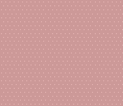 pink polka dots fabric by krs_expressions on Spoonflower - custom fabric