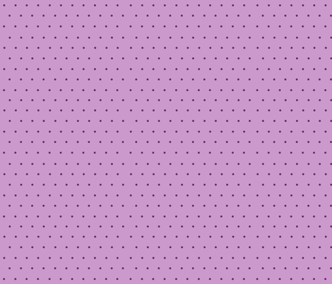 purple polka dots fabric by krs_expressions on Spoonflower - custom fabric