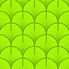 ginko / gingko biloba leaf