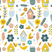 Little Bird Houses
