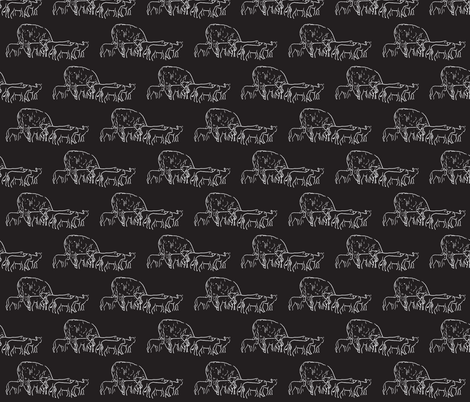 Outforawalk1-ch fabric by luvinewe on Spoonflower - custom fabric