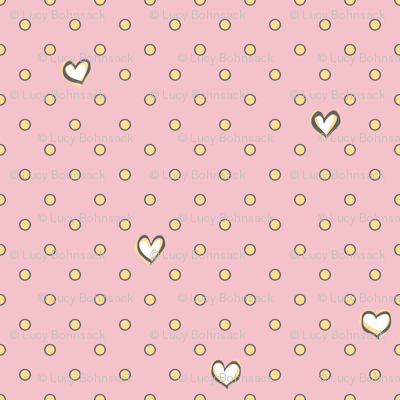 Love for Dots Pink