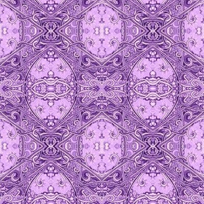 Magical Mystical Journey in Purple