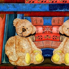 teddy_on_a_book_shelf_2