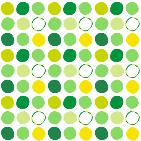 Blarney Dots! - Luck Be With You - © PinkSodaPop 4ComputerHeaven.com