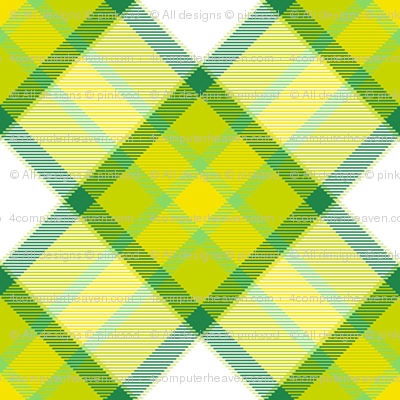 Tartan! - Luck Be With You - © PinkSodaPop 4ComputerHeaven.com