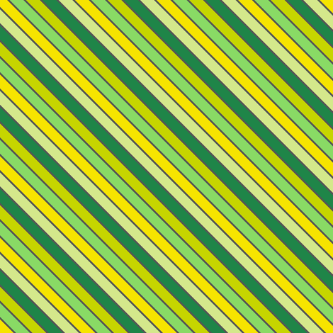 Diagonal Striped! - Luck Be With You - © PinkSodaPop 4ComputerHeaven.com fabric by pinksodapop on Spoonflower - custom fabric