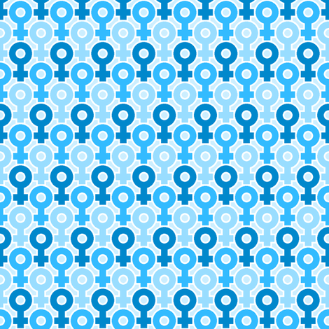 venus 1x X 3 fabric by sef on Spoonflower - custom fabric