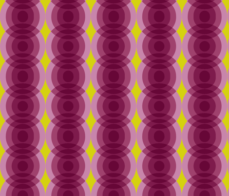 Circles- Ribena and lime