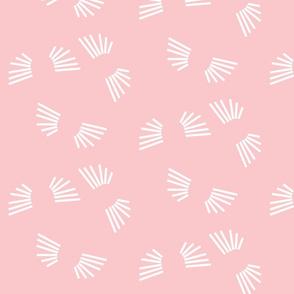 burst, pink