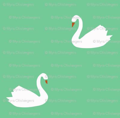 swan green