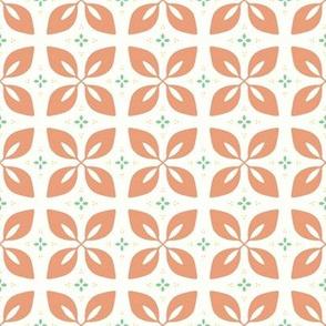 mid-century flower