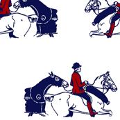 The Pony Horse