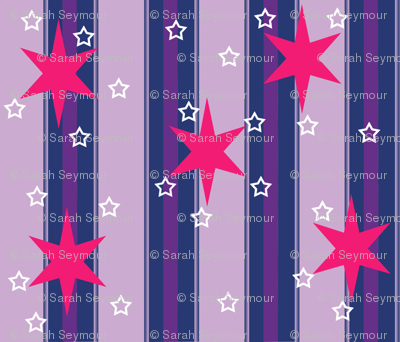 Starry Stripe