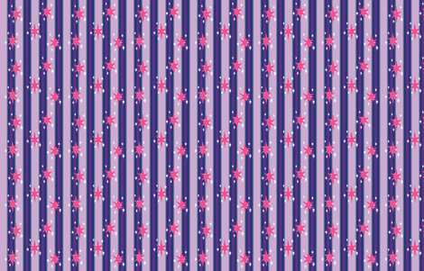MLP Twilight Sparkle Stripe fabric by makersway on Spoonflower - custom fabric