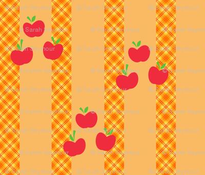 MLP Applejack Stripe