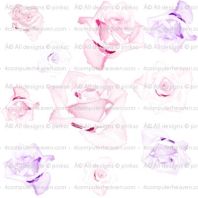 Sweet Roses - © PinkSodaPop 4ComputerHeaven.com