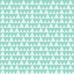 Mint Multi Triangles