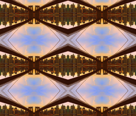 Bridge Span fabric by mikep on Spoonflower - custom fabric