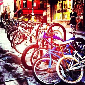 city bikes