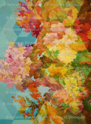 Floral Geometric