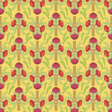 Rrrrrnew-spring-waratah-on-butter-yellow_shop_preview