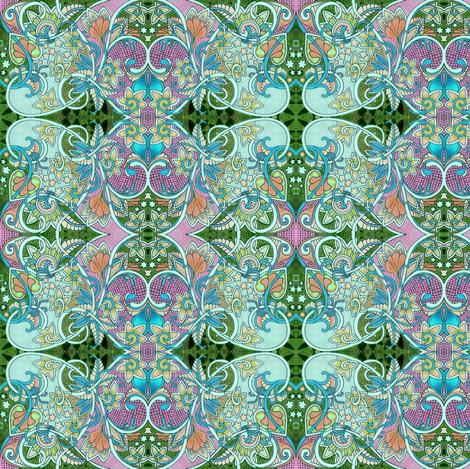 Sweet Dreams, Baby fabric by edsel2084 on Spoonflower - custom fabric