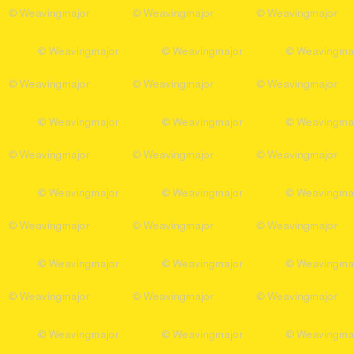 solid bright yellow (FFE61A)