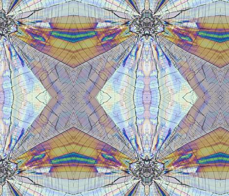 Polarized Crystals (Sale) fabric by ninka on Spoonflower - custom fabric