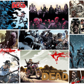 The Walking Dead in color 2