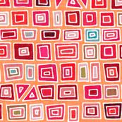 blush mosaic
