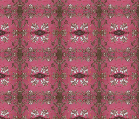In the French Fashion fabric by lapittrice13 on Spoonflower - custom fabric