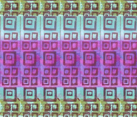 Retro Squares fabric by asouthernladysdesigns on Spoonflower - custom fabric
