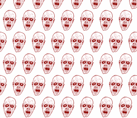 ZombieCartoon-ch fabric by kraney88 on Spoonflower - custom fabric