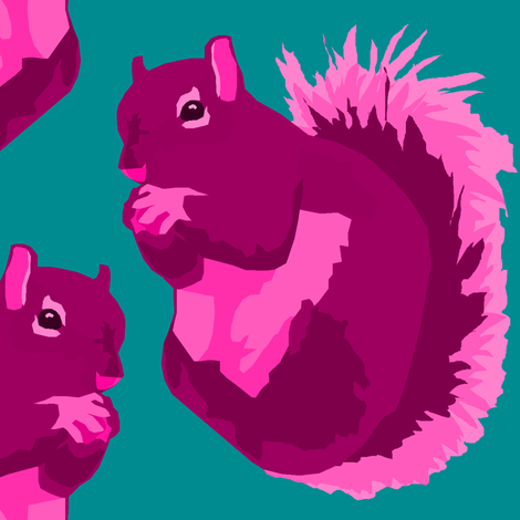 Pink Squirrel