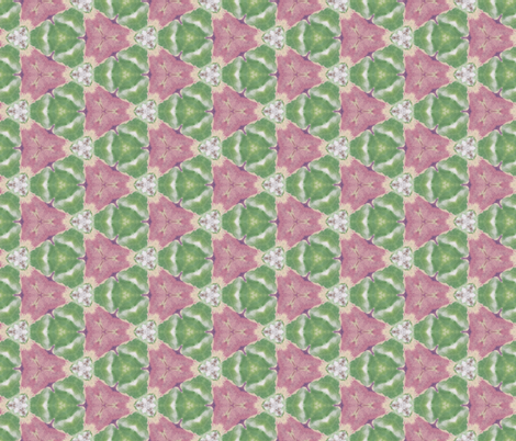 Sugar Marbled Watermelon fabric by henriika on Spoonflower - custom fabric
