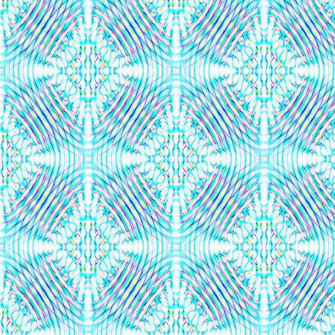 Underwater Aquifer fabric by feebeedee on Spoonflower - custom fabric