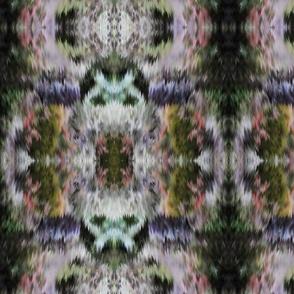 MOSS garden       horizontal kaleidoscope