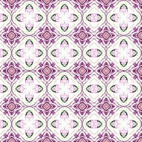 Purple 4's