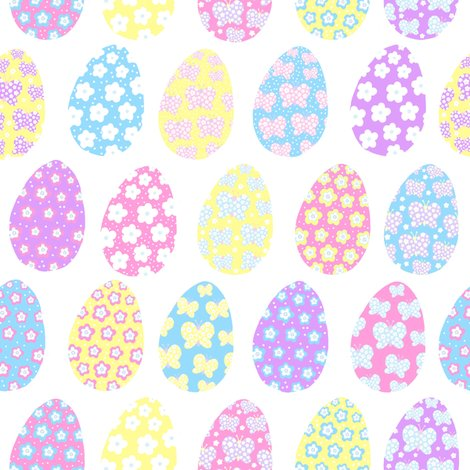 Rrrrrrpainted_egg_butterfly_flower_fabric_shop_preview
