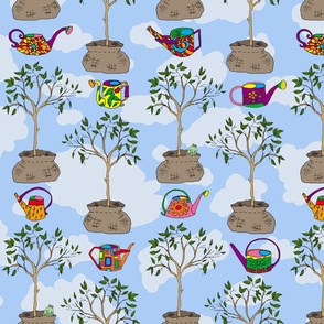 Tree Time, Gardening tools