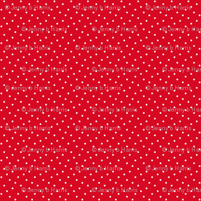 Summer Cottage - Red Dots