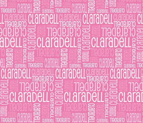 Pink Claradell