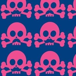 Spunky skulls