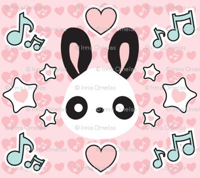 Musical_Bunny_Panda
