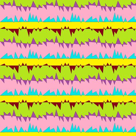 Sound Bytes fabric by ravynscache on Spoonflower - custom fabric