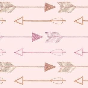 Arrows From My Garden